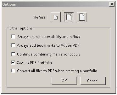 how to combine pdf files acrobat reader dc