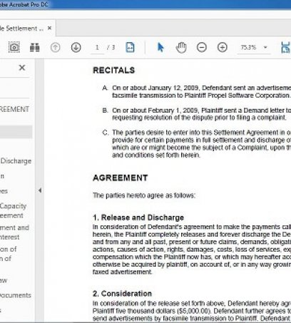 How to Open PDFs with the Bookmarks Displayed